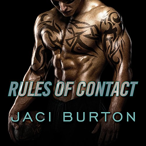 Rules of Contact audiobook cover art