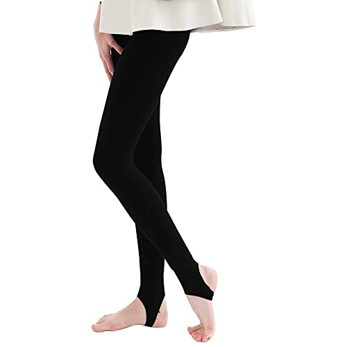 7d0283239cc La Dearchuu Winter Leggings Women Thick Fleece Lined Leggings UK Size 6-12  Slim Compression