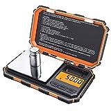 BRIFIT - Balance électronique de poche précision 0,01g capacité 200g