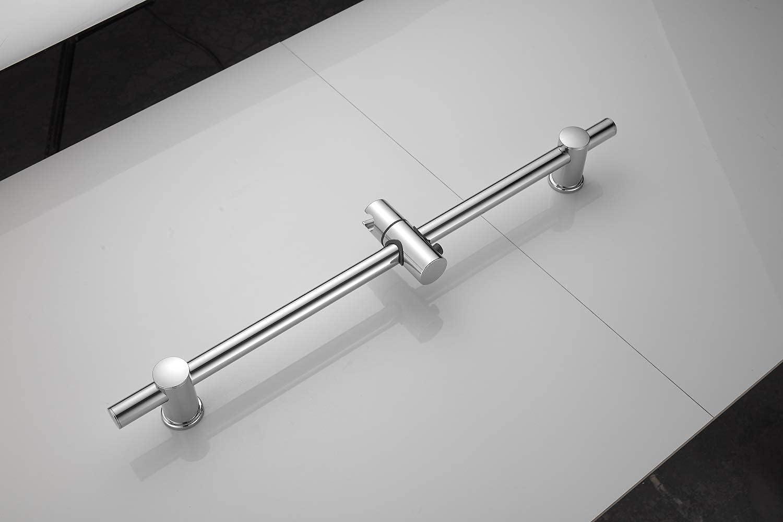 Adjustable Seasonal Wrap Introduction Bathroom Shower Head Holder Riser Slider Max 87% OFF Rail Bracket