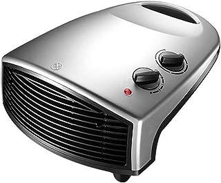 JJLL 2000 vatios espacio personal calentador de cerámica for el escritorio de oficina en casa, pequeños calefactor eléctrico portátil for el estudio, Calefacción rápido, silencioso y potente, termosta