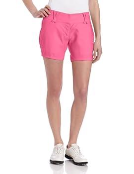 adidas Climalite Stretch Novelty Short 12-Inch Bubblegum