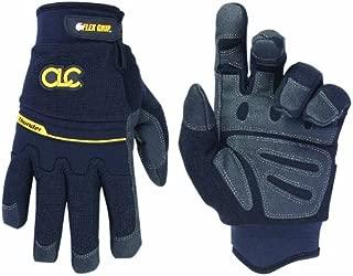 CLC Custom Leathercraft 173L Thunder XtraCoverage Flex Grip Work Gloves, Large
