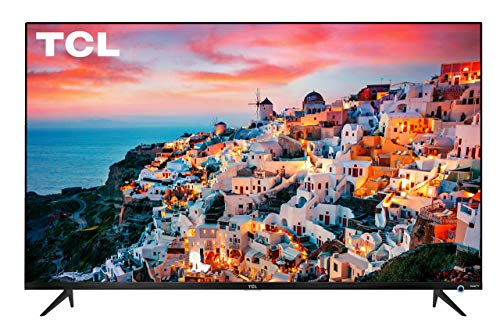 TCL 50' Class 5-Series 4K UHD Dolby Vision HDR Roku Smart TV - 50S525 (Renewed)