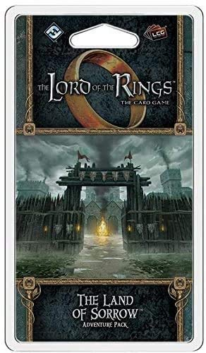 Fantasy Flight Games Lord of the Rings LCG: The Land of Sorrow