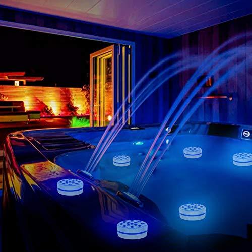 SUPCHON Iluminación de estanques y piscinas