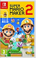 Super Mario Maker 2 (Nintendo Switch) (輸入版)