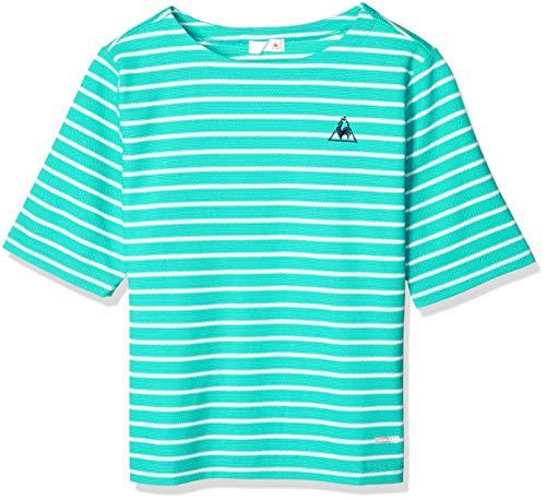 [ルコックスポルティフ] Tシャツ クーリスト5分袖シャツ レディース SWG 日本 S (日本サイズS相当)