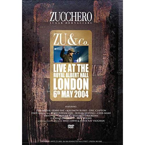Zu & Co Live At The Royal Albert Hall