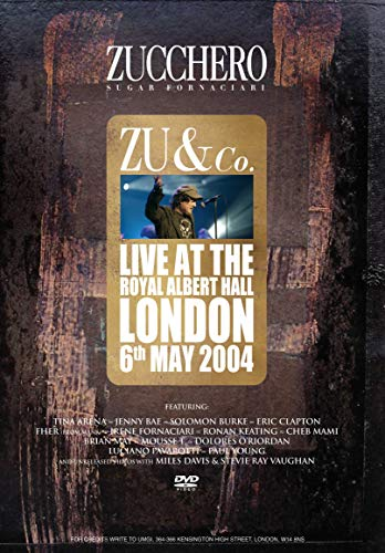Zu & Co Live At The Royal Albert Hall