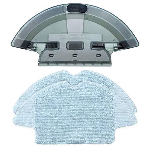 Preisvergleich Produktbild Jaimenalin Wasser Tank Mopp Tuch für 360 S6 Roboter Vakumm Staubsauger Ersatz Teile ZubehR