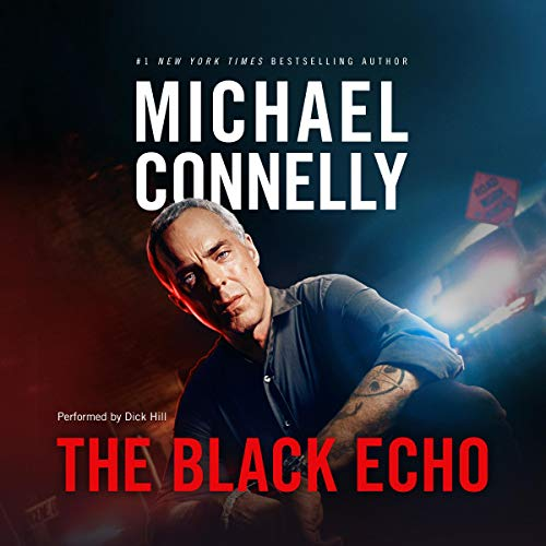 The Black Echo: Harry Bosch Series, Book 1  By  cover art