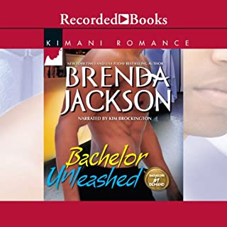 Bachelor Unleashed audiobook cover art