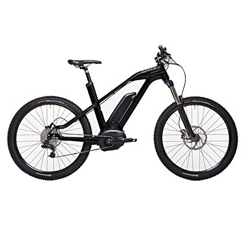 Why Choose Grace MX II Trail Electric Mountain Bike, 20 (L/XL) with Bosch Mid-Drive Motor