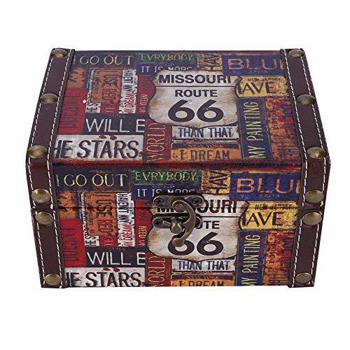 Cajas Decorativas Para Almacenar Vintage cajas decorativas para almacenar  Marca Biitfuu