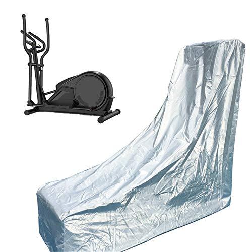 KORANGE Cubierta De Máquina Elíptica Impermeable Protección Solar Al Aire Libre Película De Aluminio Algodón (Size : X-Large)