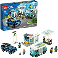 Lego City Service Station 60257 Pretend Play Toy Building Sets