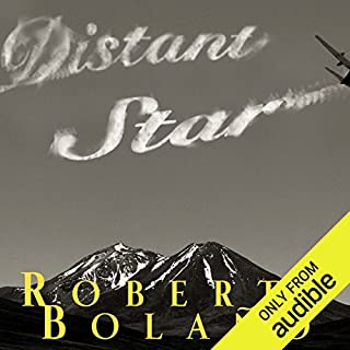 Distant Star audiobook cover art