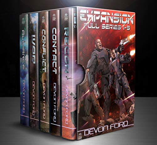 EBook Expansion Full Box Set Books 1 through 5