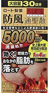 【第2類医薬品】新・ロート防風通聖散錠満量 360錠 ×2