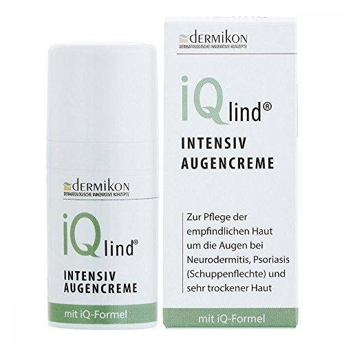 IQLIND Intensiv Augencreme 15 ml