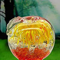 ZANYUYU Glassstatue装飾像彫刻飾り像ガラス工芸施釉ルミナスホームデコレーション