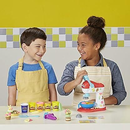 Hasbro Play-Doh E0102EU4 - Küchenmaschine Knete, für fantasievolles und kreatives Spielen 8
