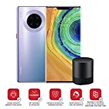 HUAWEI Mate 30 Pro Smartphone e Mini Bluetooth Speaker CM55, Quadrupla...