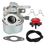 ATVATP 640084A Carburetor for Toro 38035 38052 38054 38056 5HP Snowblower Tecumseh 632107 Carburetor 632107A 640084 640084B Craftsman Yard Machines MTD Snow Blower