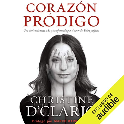 Corazón pródigo [Prodigal Heart] audiobook cover art
