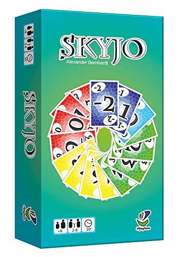 Magilano – Skyjo: Das Kartenspiel (französische Schachtel)