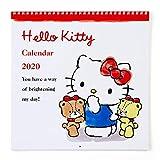JAPANESE CALENDAR Hello Kitty Wall Calendar L 2020