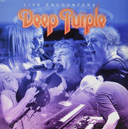 Live Encounters-Purple [Vinyl LP]