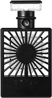 BJClight Ventilador de techo clásico de 55 cm con luz, velocidad del viento ajustable, atenuación de control remoto, luz de techo LED de 72 vatios adecuada para la decoración del dormitorio de la sala