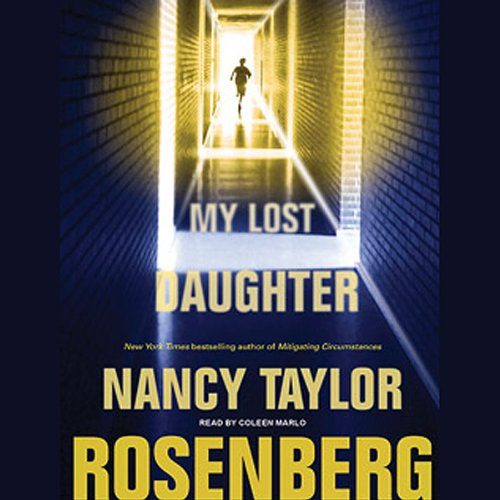 My Lost Daughter audiobook cover art