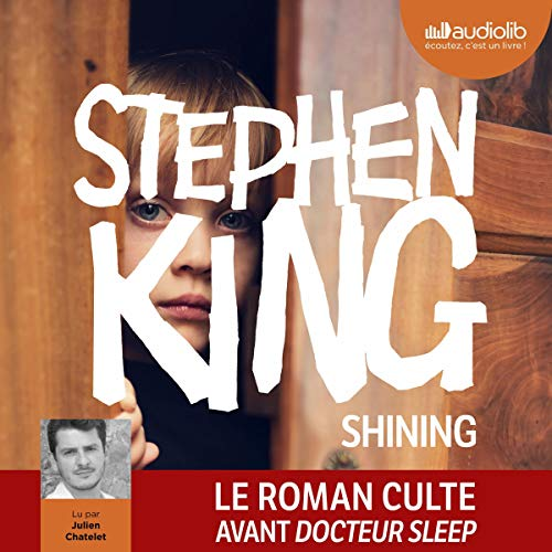 Shining audiobook cover art