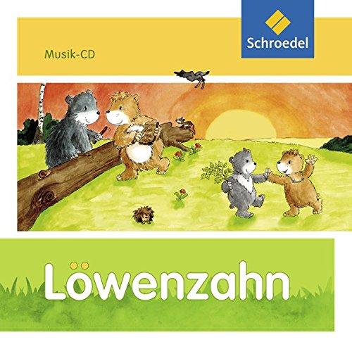 Löwenzahn - Ausgabe 2015: Musik-CD