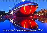 Kalender Hansestadt Bremen a. d. Weser, 2019 (Wandkalender 2019 DIN A4 quer): Monatskalender, 14 Seiten (Monatskalender, 14 Seiten ) (CALVENDO Orte) - Jens Siebert