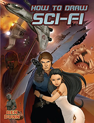 How to Draw Sci Fi (English Edition)