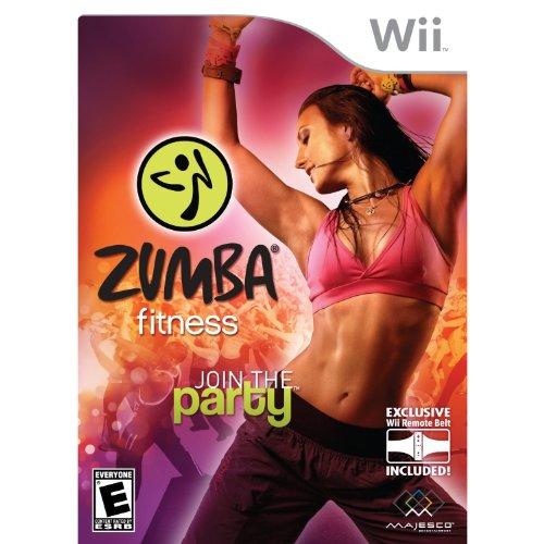 Majesco Zumba Fitness, Wii - Juego (Wii, Nintendo Wii, Fitness, E (para todos))