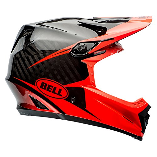 BELL Full-9 BMX Helmet 2015 Small Infrared