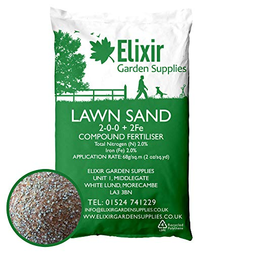 Elixir Gardens   Lawn Sand Professional Top Dressing With Added...