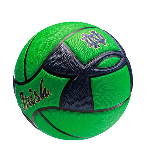 Big Save! Notre Dame Fighting Irish Spongetech Basketball