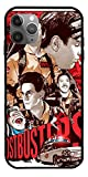 HHTEE Case Compatible with iPhone 12 Ghostbusters Fantasy Action Film Series Comedy Pure Clear Glass Phone Cases Cover Full Body