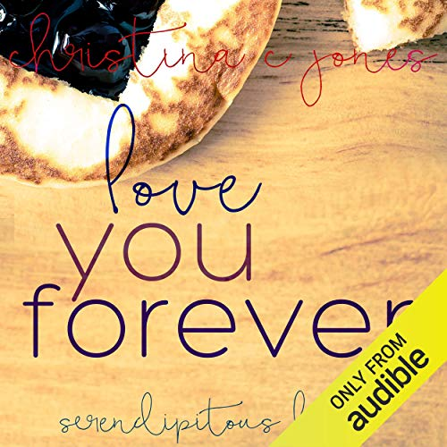 Love You Forever audiobook cover art