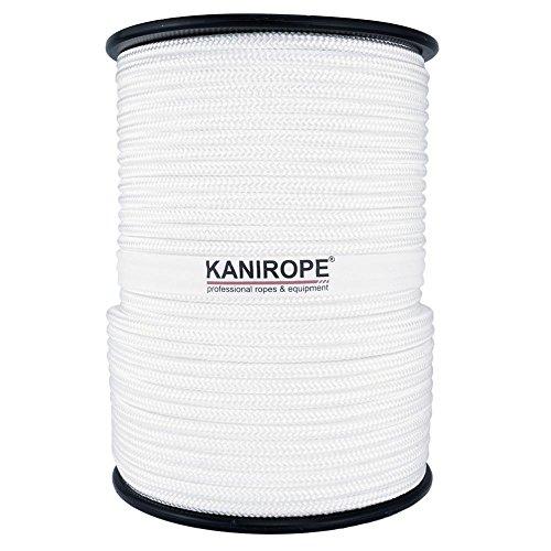 Kanirope® Nylonseil Polyamidseil Seil NYLONBRAID 10mm 100m 16-fach geflochten