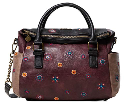 Desigual Borsa Donna Bordò bauletto Bols Rep Julietta Loverty 19WAXPX4