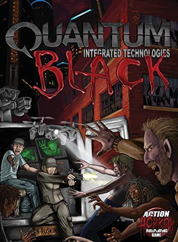 Quantum Black Core Rules (Revised) (QBG1001R)