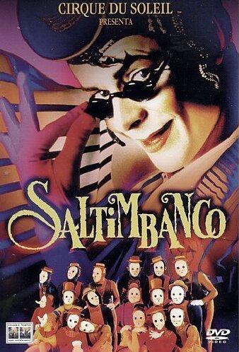 Cirque Du Soleil Presents Saltimbanco [Import anglais]