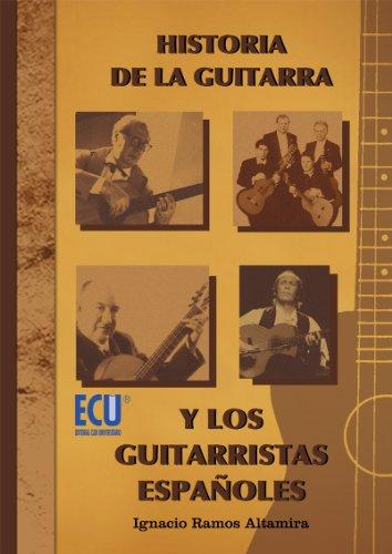 Historia de la guitarra y los guitarristas españoles eBook ...